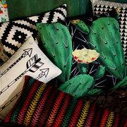 Подушки и наволочки (бархат)