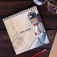 Блокноты Sketchbook, Ежедневники